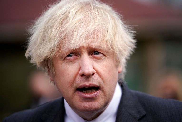 Boris Johnson: the British prime minister could have avoided an unnecessary quarrel with the EU over the Northern Ireland protocol