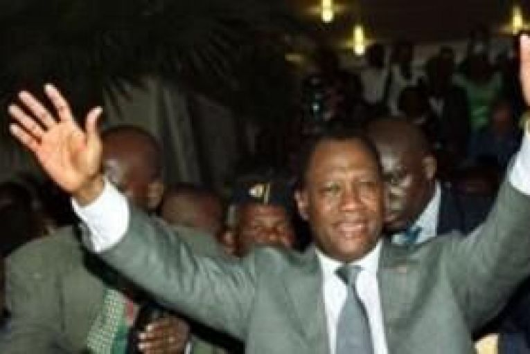 Inauguration ends Ivorian crisis
