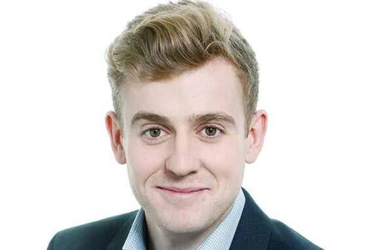 Jay Wilson, Lidl Ireland brand development graduate trainee