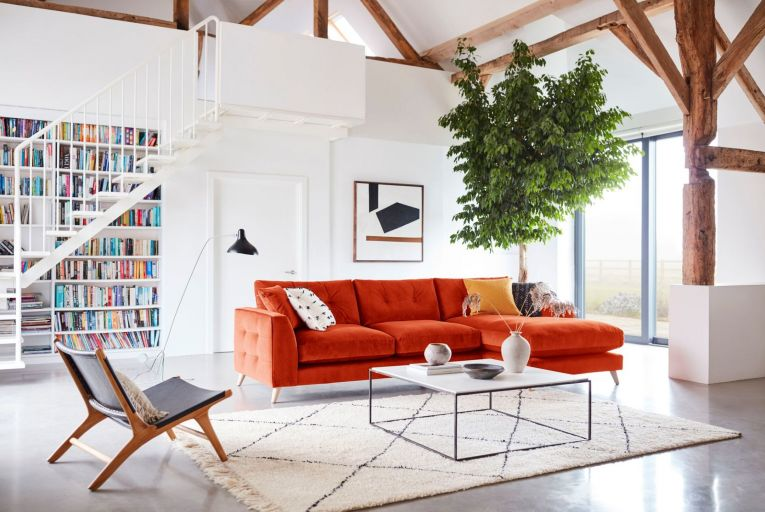 DFS has Grand Designs on sustainable comfort