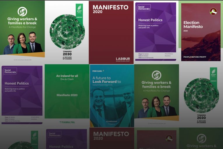 Election 2020: Compare the manifestos