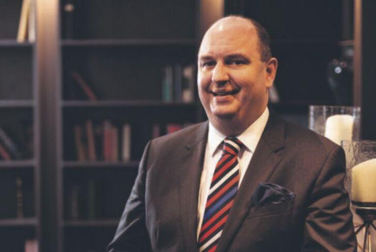 Sean O'Driscoll, chief executive of iNua Hospitality