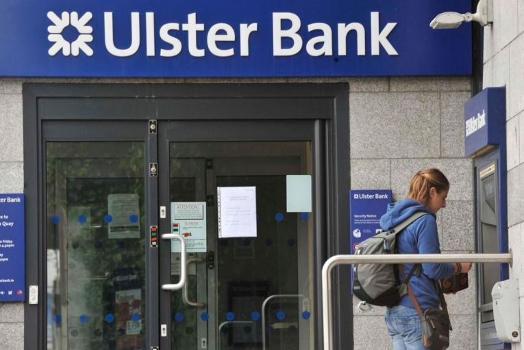 Ulster Bank is the second largest bank in the North behind Danske Bank in a market that is dominated by just four lenders