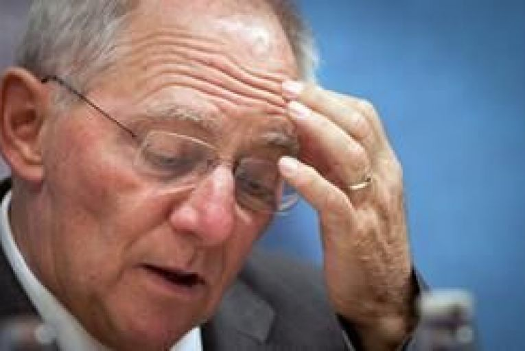 Third Greek bailout can't be ruled out says Schaeuble