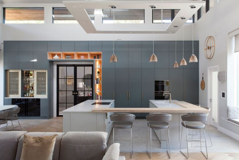 Ask the Designer: How can I put an island at the centre of a kitchen redesign?