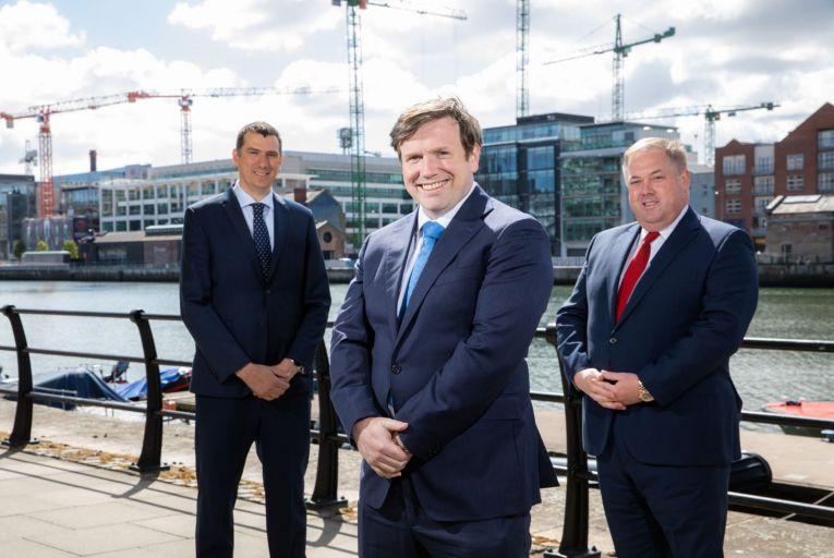 Brendan Kean, Partner; Brendan Murphy, Tax Partner and Vivian E. Nathan, Managing Partner, Roberts Nathan