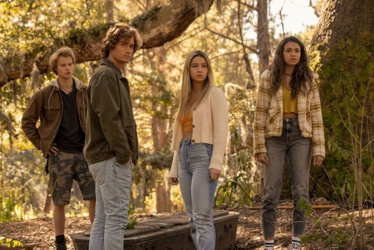 Outer Banks: season two of the popular teen drama comes to Netflix on July 30