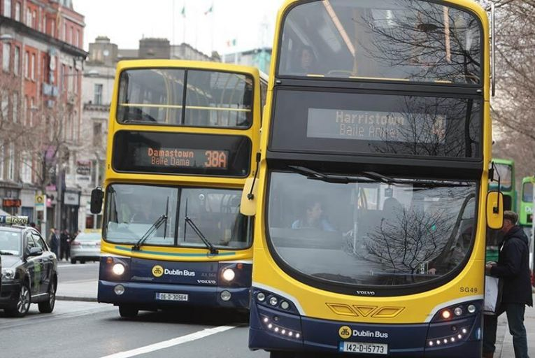 Bus drivers had wanted an increase of at least 18%  Pic: RollingNews.ie