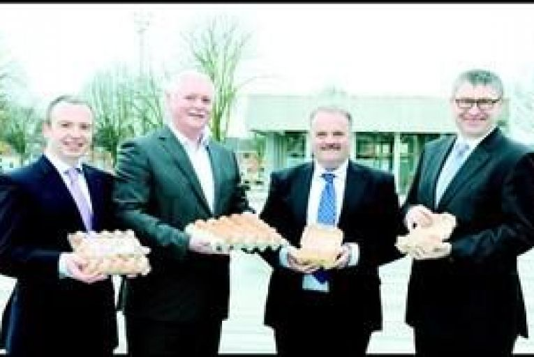 Monaghan lays groundwork for growth of egg production plant