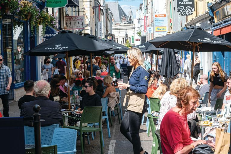 Roof would be crowning glory for Cork's Princes Street