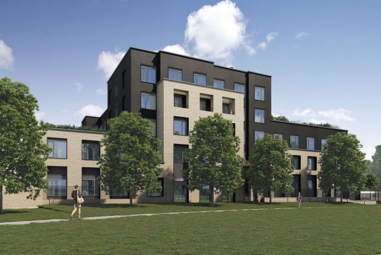 Bartra Capital applied for permission to build 210 bedspaces in the Castleknock development, but planners have only granted approval for 184 units on the site