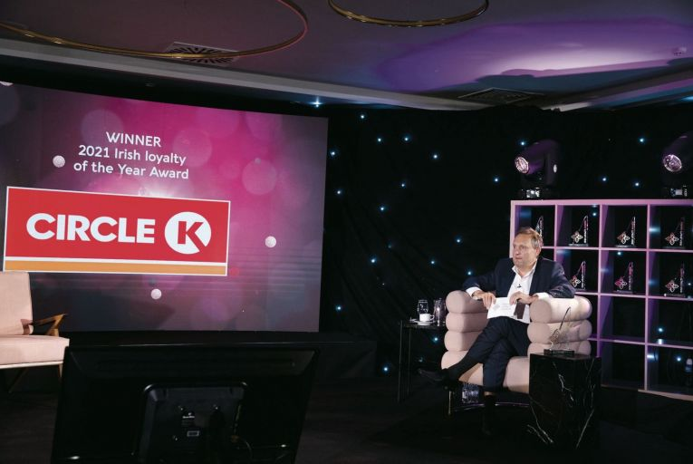 Circle K, the overall winner: 'We are tremendously proud to be acknowledged for our commitment to rewarding our customers for their loyalty'