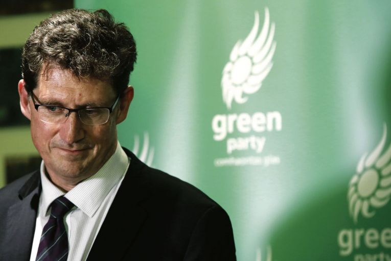 Eamon Ryan, Minister for the Environment, Climate and Communications: the Green Party leader's effort to introduce the Climate Action Bill has been met with various obstacles, including Covid-19 Pic: RollingNews