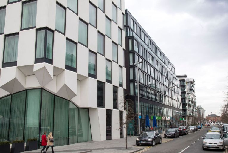 Setanta portfolio includes the Marker Residence Apartments on Grand Canal Dock