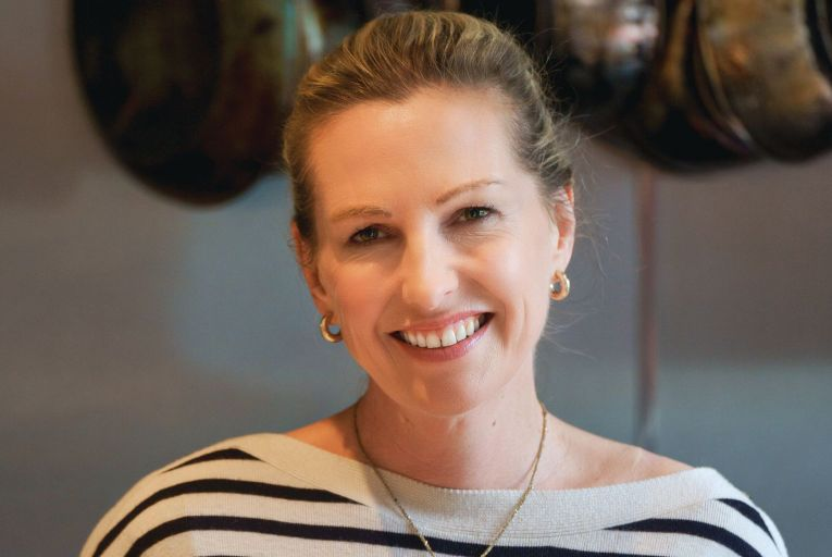 Domini Kemp, new resident chef at Food&Wine Magazine with the Business Post