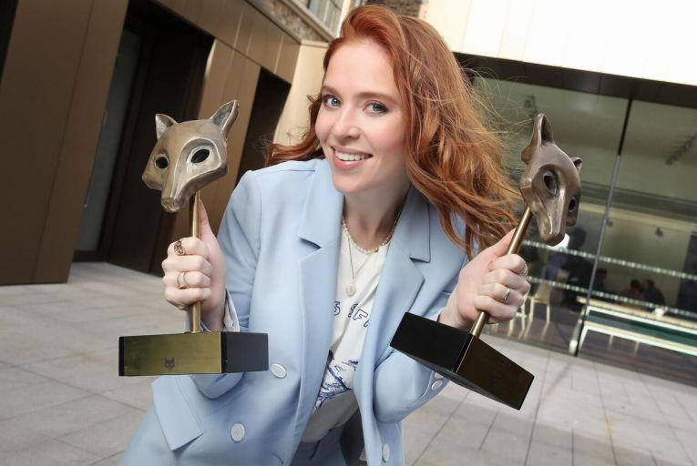 Pictured is BBC Radio & TV Presenter Angela Scanlon Pic: Marc O'Sullivan
