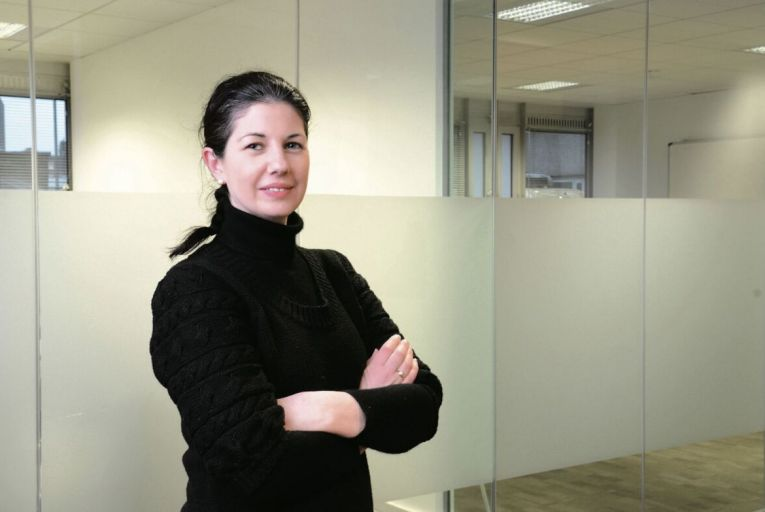 Miriam Byrne, services director at Triangle Computer Services