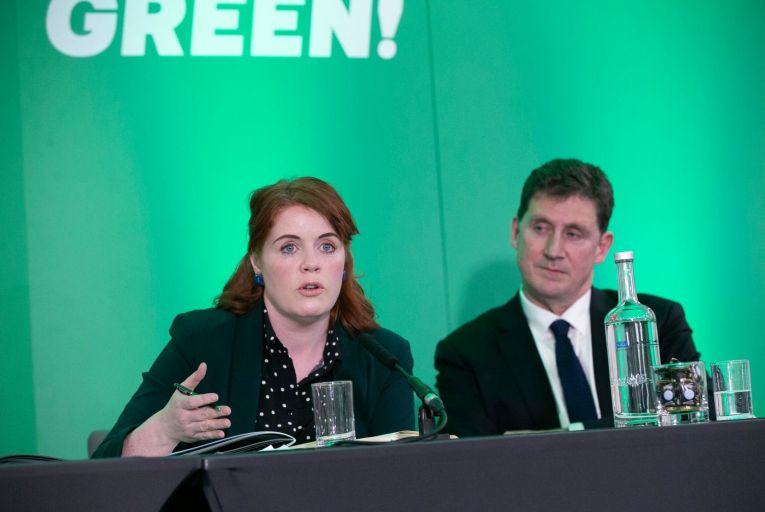 Green Party gathers support for aviation tax from potential partners