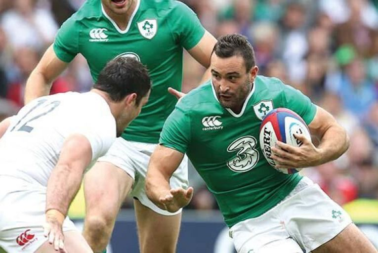 Dave Kearney deserves to be given his chance during the World Cup by Ireland manager Joe Schmidt. Picture: Inpho