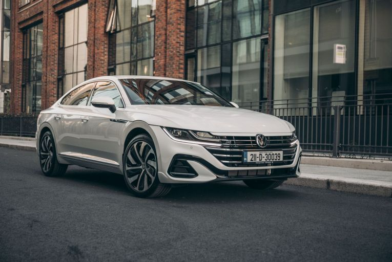 The new Volkswagen Arteon: prices start from just over €50,000
