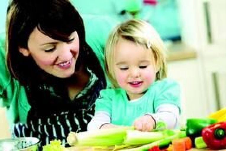 Food Special: Kids' cooking made easy