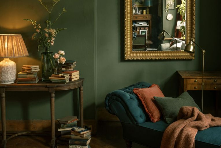 Interior design: Contemplative chaos holds key to country house style