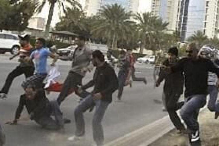 Arab world ablaze with calls for revolution
