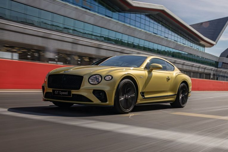 Test drive: Bentley brings its most luxurious grand tourer up to Speed