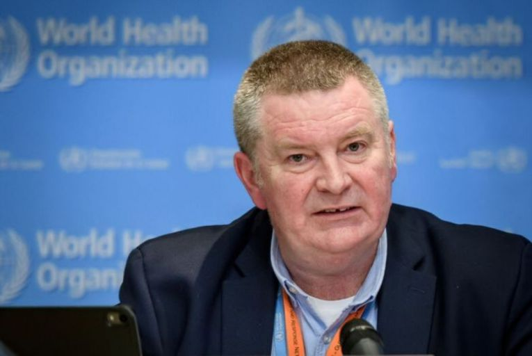Dr Mike Ryan of the WHO called for a more equitable distribution of Covid-19 vaccines, with the most vulnerable vaccinated first, regardless of country. Picture: Getty