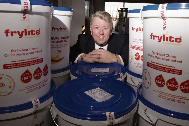 Frylite aims high with a fresh approach