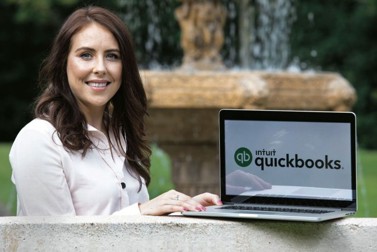 Backing businesses for success with QuickBooks