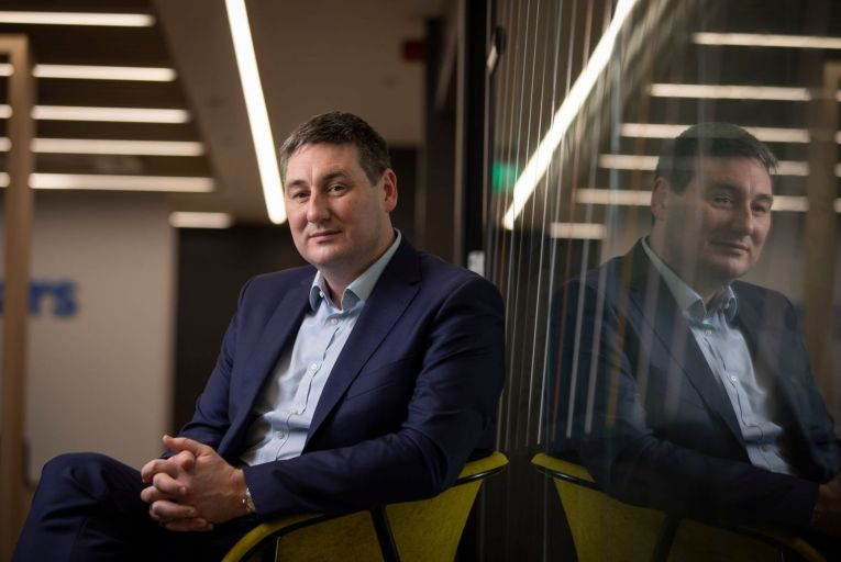 Mark Kennedy, managing partner, Mazars Ireland: 'In different walks of life, there are different fundamentals.' Picture: Fergal Phillips