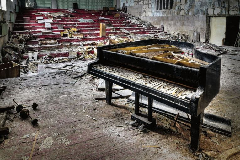 Russia has long had a complex, intense relationship with the piano. Picture: Getty