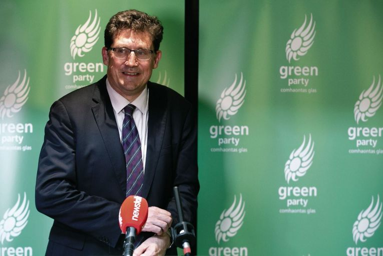 Ryan urged to heed voices of Greens' left-wing splinter group
