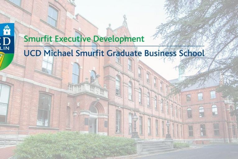 UCD Smurfit Executive Development Diploma in Corporate Governance Scholarship with the 30% Club