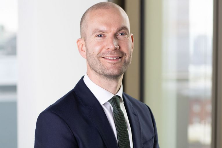 Brian O'Dwyer, the new management consulting partner at Grant Thornton