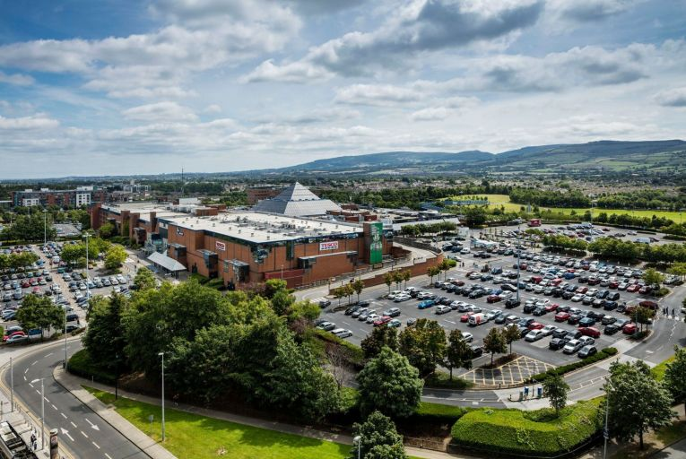 Tallaght is in the middle of a lively period for development