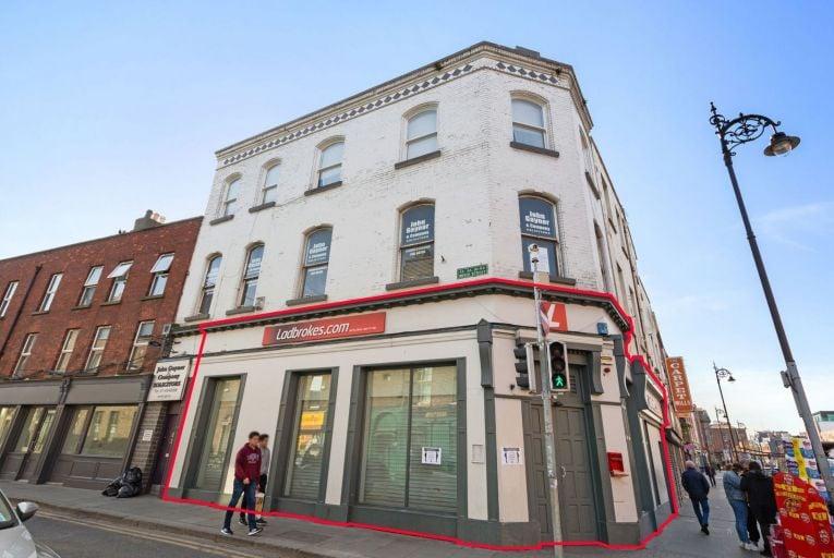 Dublin 8 outlet on the market guiding €330,000