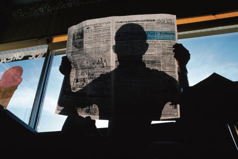 Casting a long shadow: the media can set the agenda for what is considered to be politically important. The more they focus on an issue, the more people will be thinking and talking about it. Picture: Getty