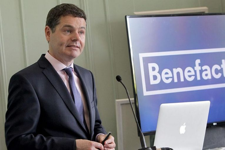 Minister for Finance and Public Expenditure and Reform Paschal Donohoe