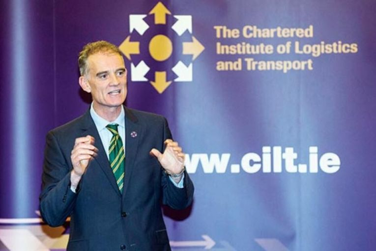 Pat Treacy, deputy chief executive at the Chartered Institute of Logistics & Transport Ireland (CILT)