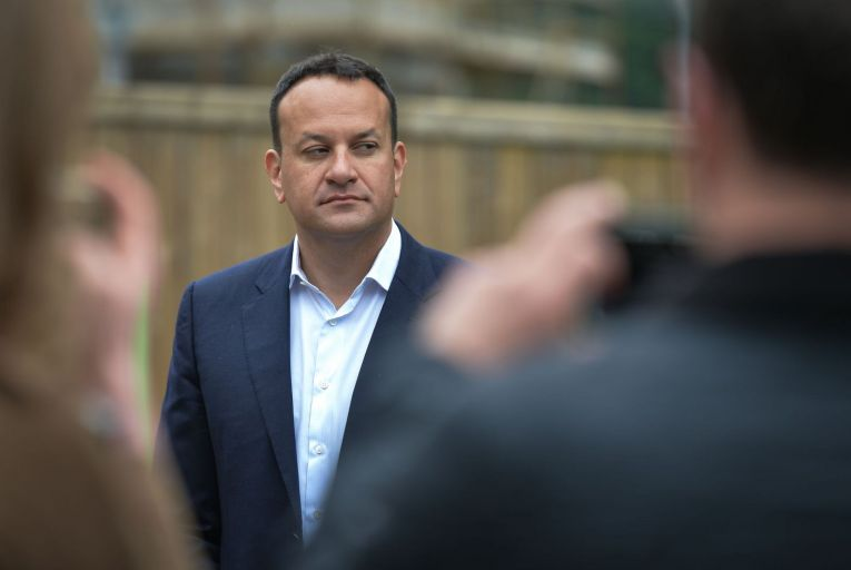 Leo Varadkar: the Tánaiste says Twitter is poor at reponding to abusive posts complaints. Picture: Getty