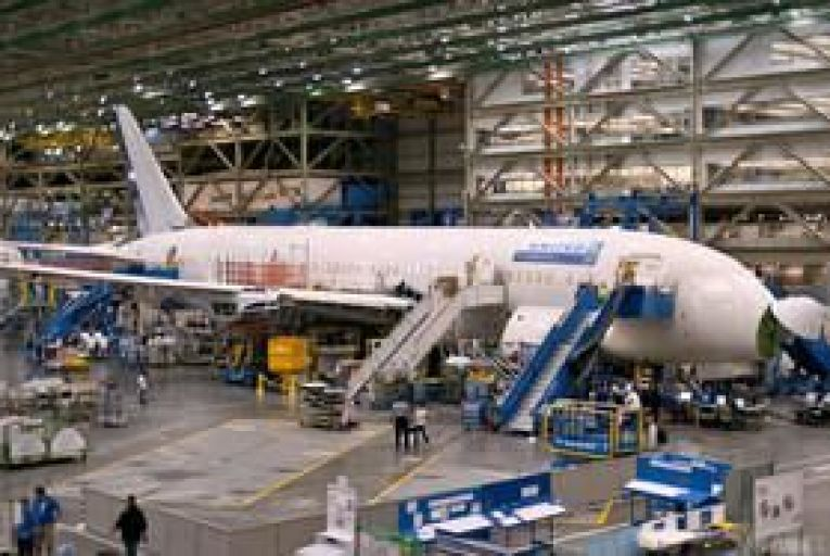 Boeing hands over first 787 today
