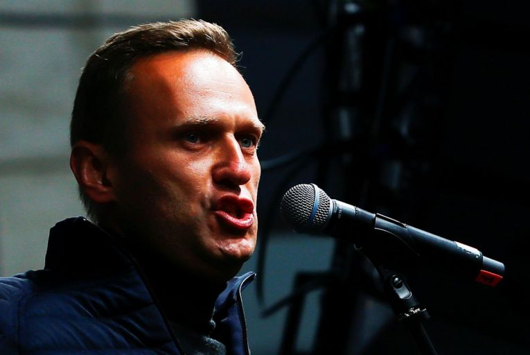 The Profile: Alexei Navalny, Russian opposition leader