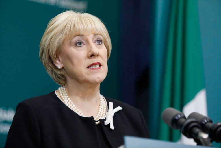 Heather Humphreys, Minister for Social Protection, said the decline in payment recipients demonstrated 'the progress we are making in re-opening our economy and getting our citizens back to work'. Picture: RollingNews.ie