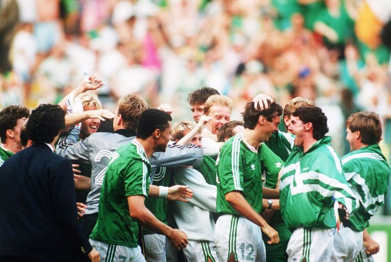 The Boys in Green: Nostalgia proves a winner