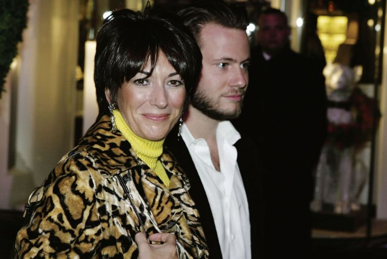 Ghislaine Maxwell's gilded life - and how it all came crashing down