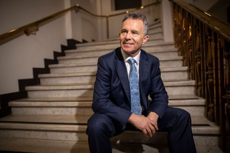 Seán Fleming: We want there to be a clear signal from government to the insurance industry on this matter. Picture: Fergal Phillips