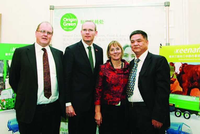 Keenan to expand animal feed operation in China