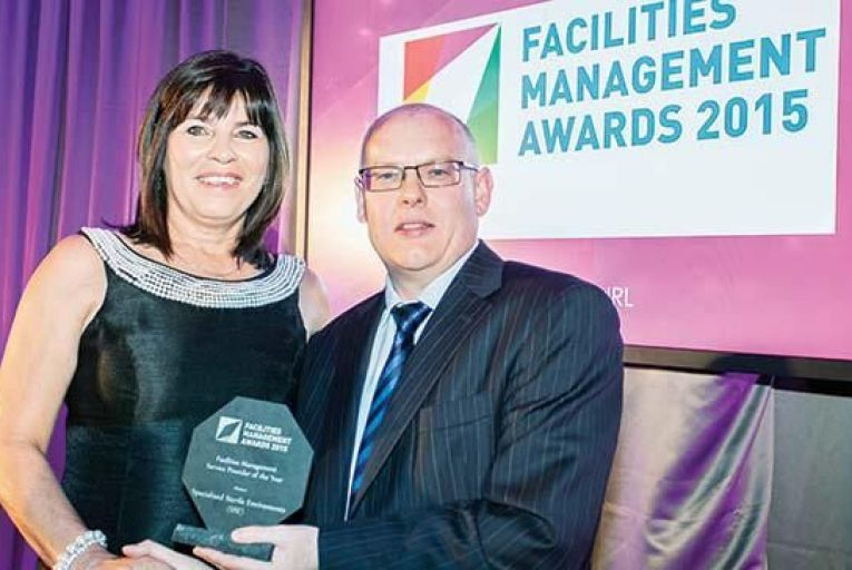SSE cleans up at Facilities Management Awards